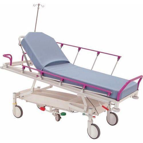 Carro camilla de urgencias y traslado de enfermos transparente Rayos X