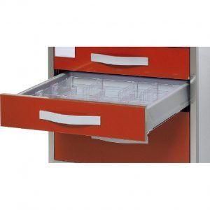 Separaciones variables, 12 compartimentos