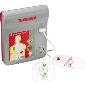 Desfibrilador semiautomático Telefunken