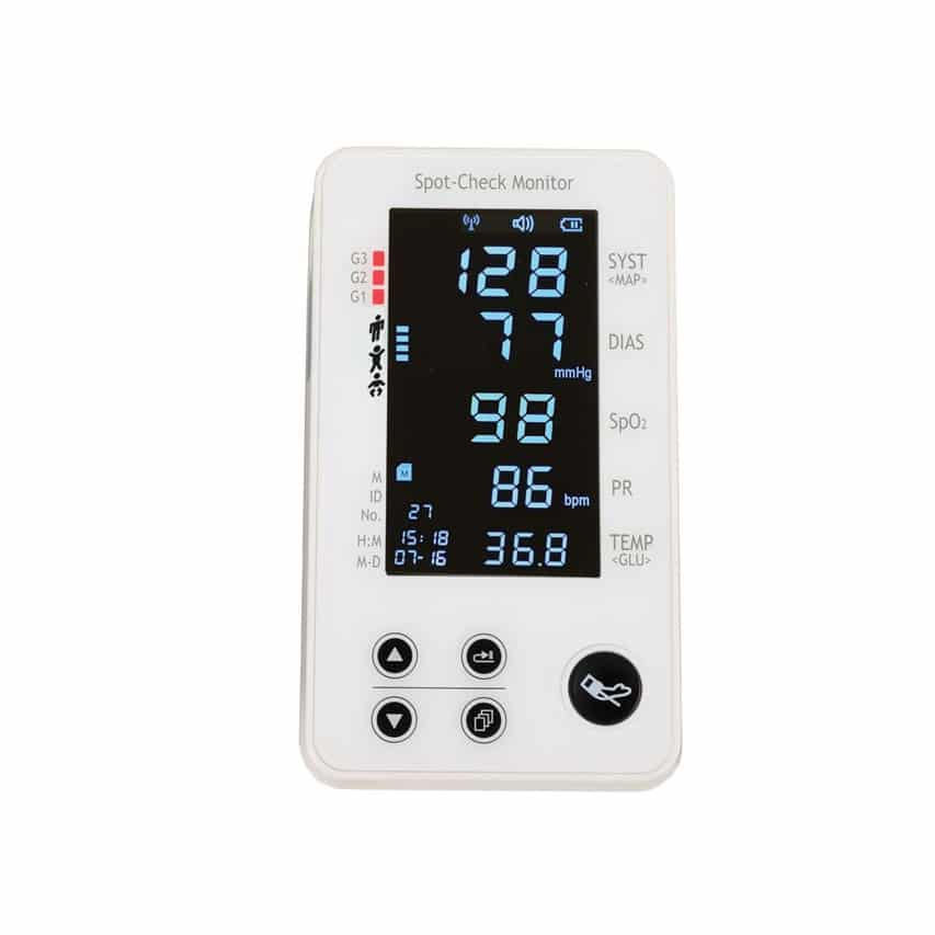Monitor de control puntual con pantalla1