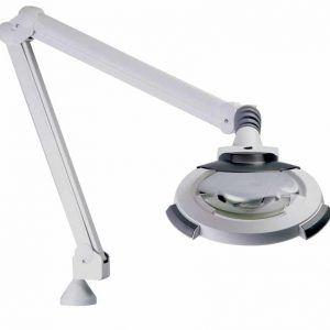 Luminaria con lente de aumento Circus Plus 3,5 o 5 dioptrías